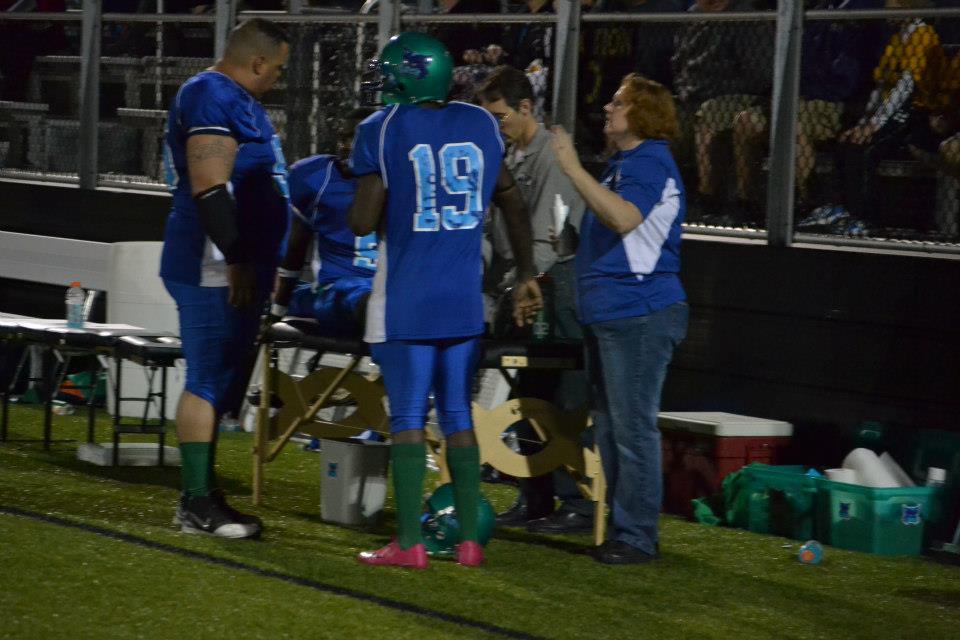 knee injury 2